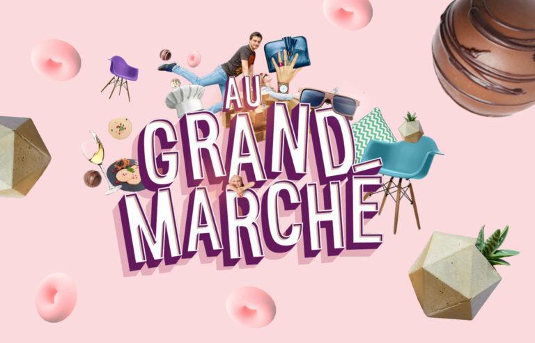 Au Grand Marché