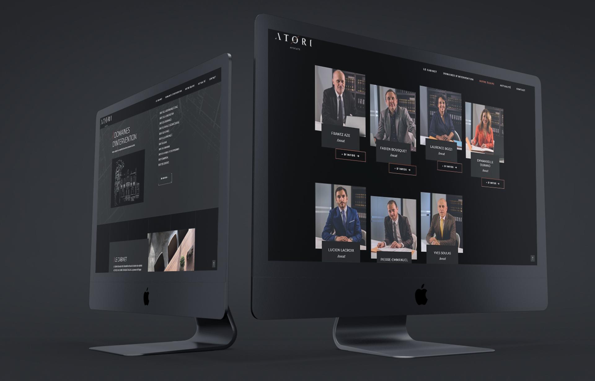 site web webdesign responsive